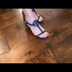 Tory Burch Shoes - Tory Burch Miller Block Heel Sandals